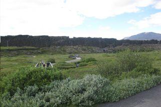 Thingvellir/Island