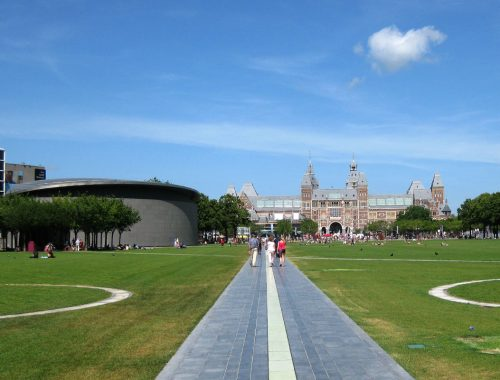Museumsplein Amsterdam
